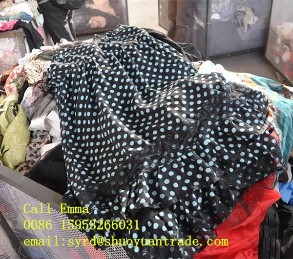 2014 used clothing bales dubai
