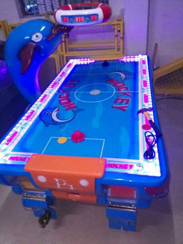 Most Popular air hockey table game machine for sale