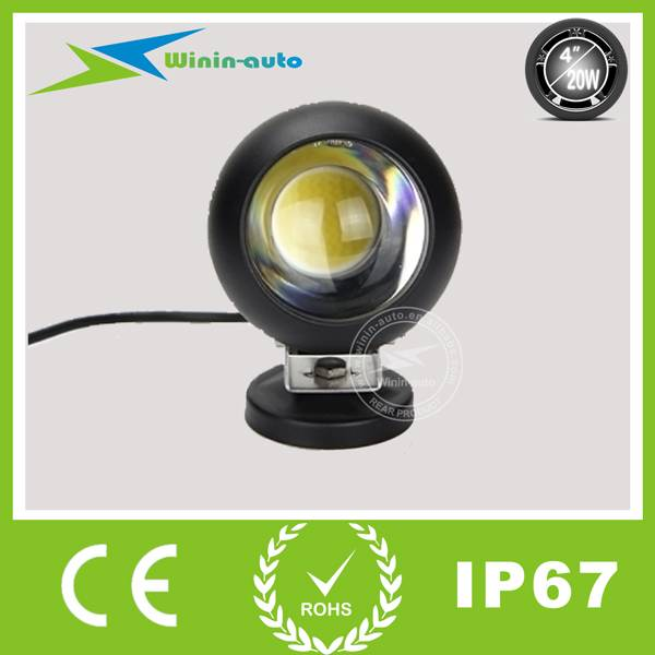 4 20W CREE LED work Light for cars ships 1700 Lumen WI4202