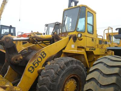 USED CATERPILLAR 950B WHEEL LOADER FOR SALE
