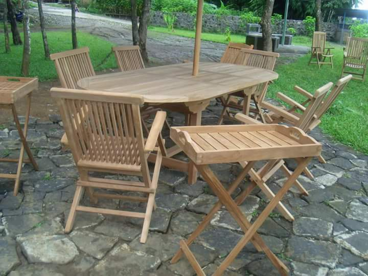 sell teak folding chair
