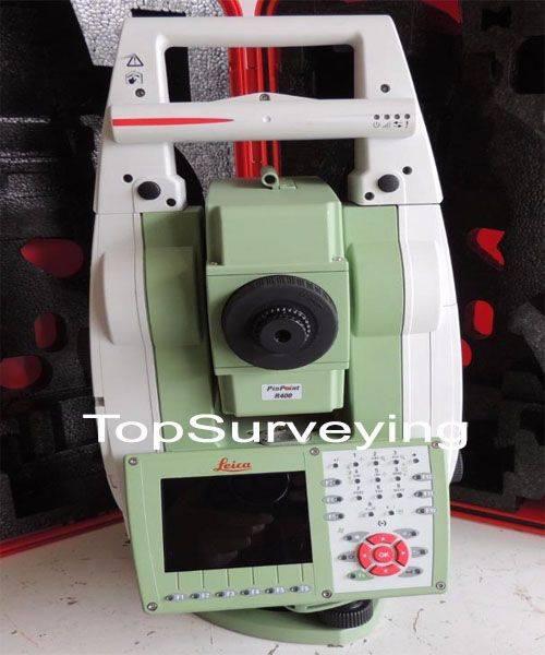 Leica VIVA TS15 R400 P 5 Total Station
