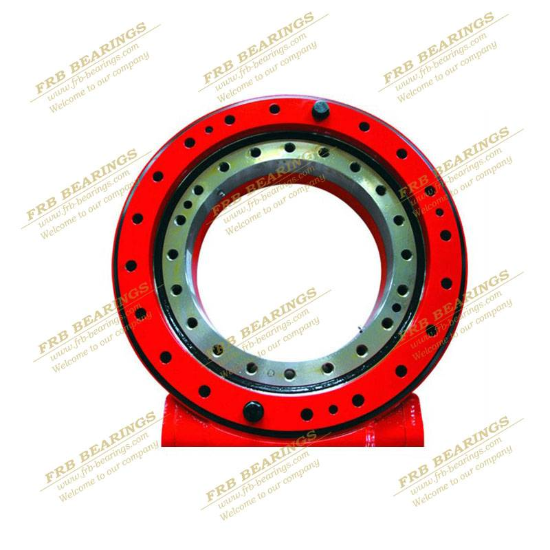 VE3 Vertical Slewing bearing with DC motor