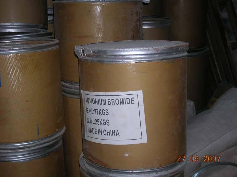 Product: Ammonium Bromide Photo Grade