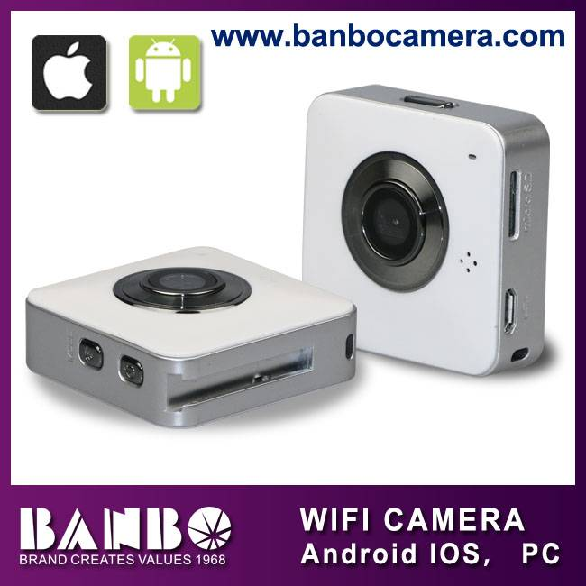 multi-functional built-in battery vehicle security mini wifi camera