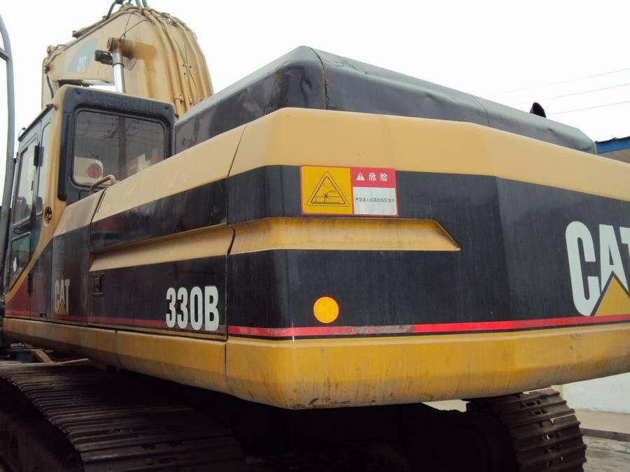 used CAT excavator 330B