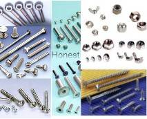 Stainless Steel Screw / Stainless Steel Nut