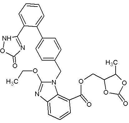 CAS 147403-03-0 ,Azilsartan