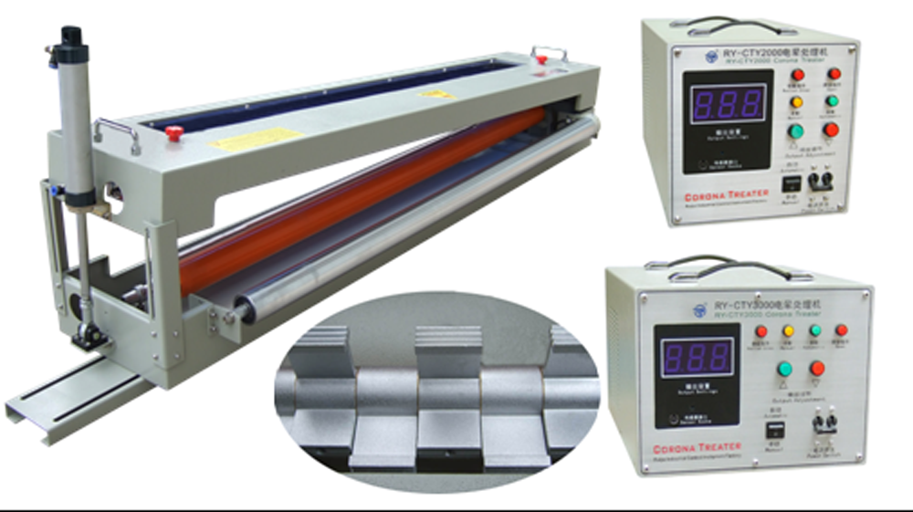 Corona Treatment for Plastic Film