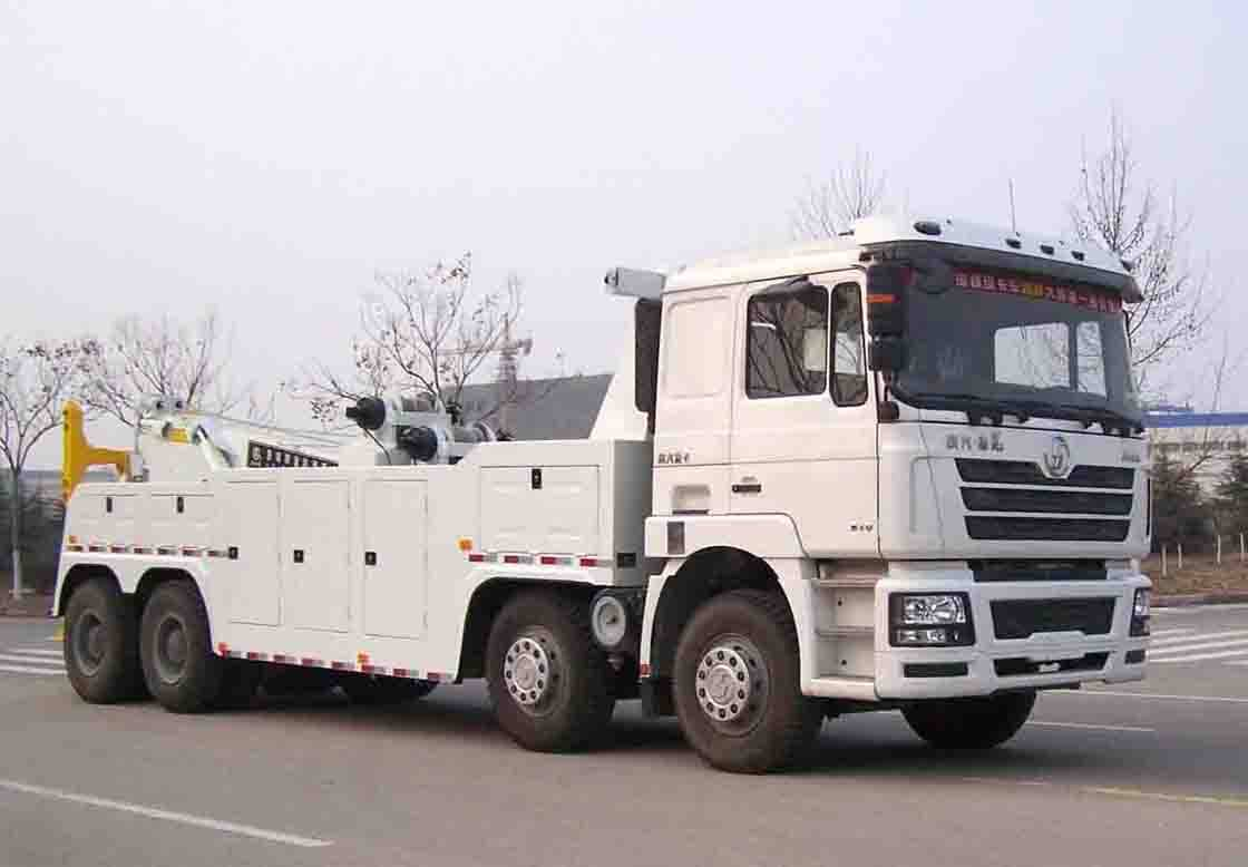 Shacman Wrecker Truck