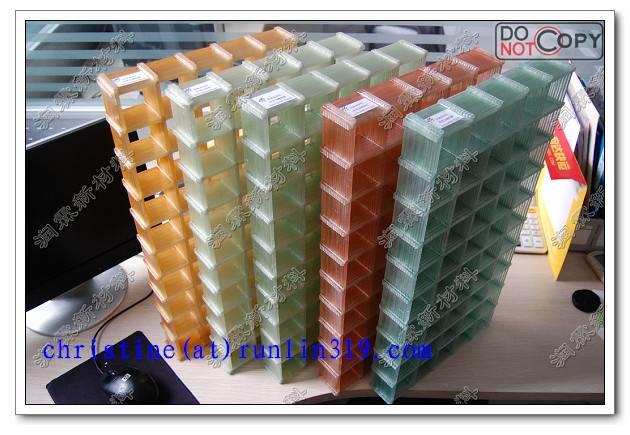 Sump Covers fibre reinforced plastic grating frp grating price Jiangyinrunlin