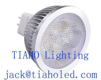 led spotlight gu10 mr16 e14 e27 b22 bulb 4w dimmable