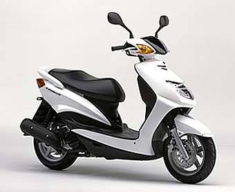 sell Yamaha new type scooter