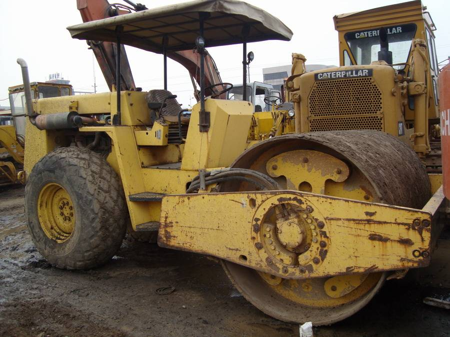 Used Road Rollers BOMAG 212-D