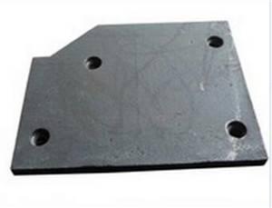 Mill impact crusher high Mn high Cr crusher liner plate