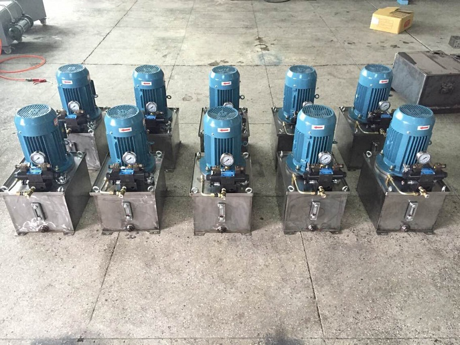 hydraulic power unit factory
