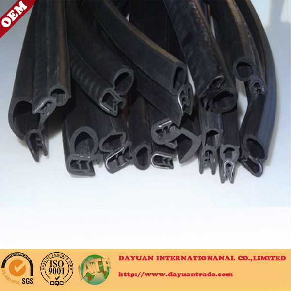 Auto door rubber sealing strip/Cuostomized