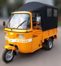 tricycle, auto rickshaw, 3 wheeler, 4 stroke, water cooled, 200cc