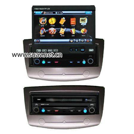 Car DVD Player GPS navi for Proton Gen 2,Lotus Cars,Lotus Racing,Lotus Jing Yue