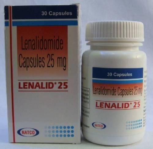 Lenalid Caps ( lenalidomide)