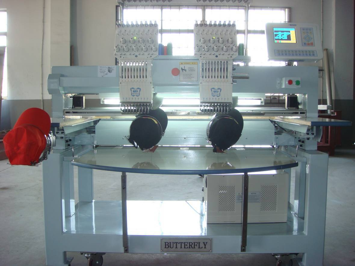 Butterfly GG902 Multi-functional Embroidery Machine