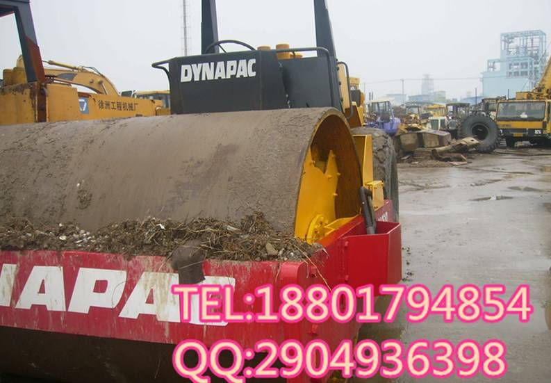 used DYNAPAC CA251D wheel road rollers