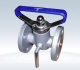 Forged steel plug valve