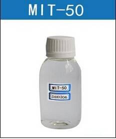2-Methyl-4-Isothiazolin-3-one,MIT-50