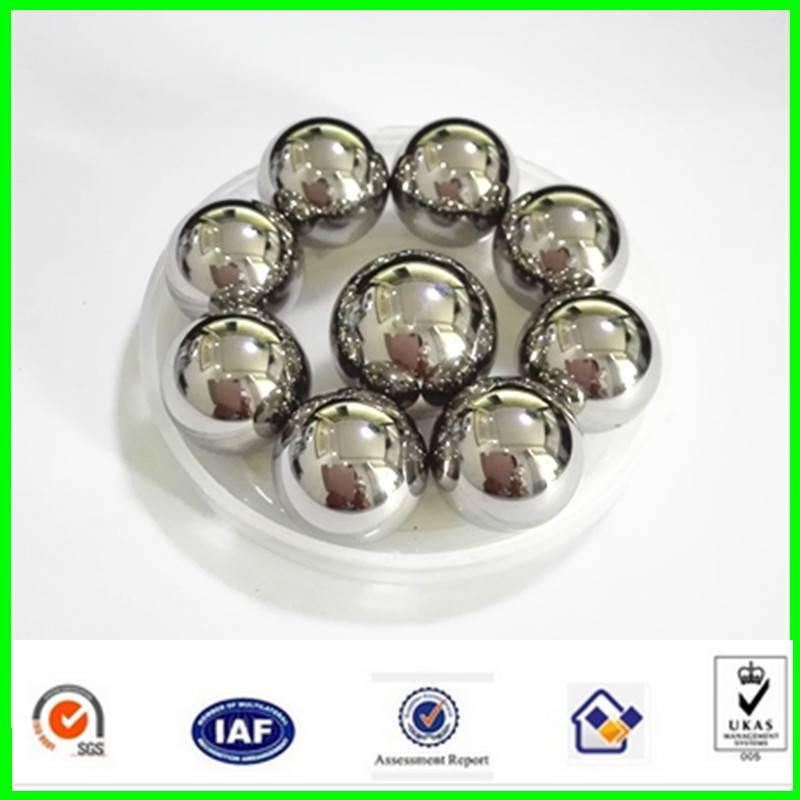 5.35mm 7.14mm 22.225mm bearing ball