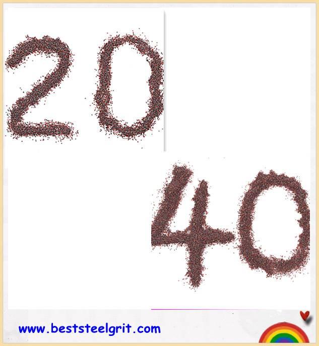 garnet sand 20-40