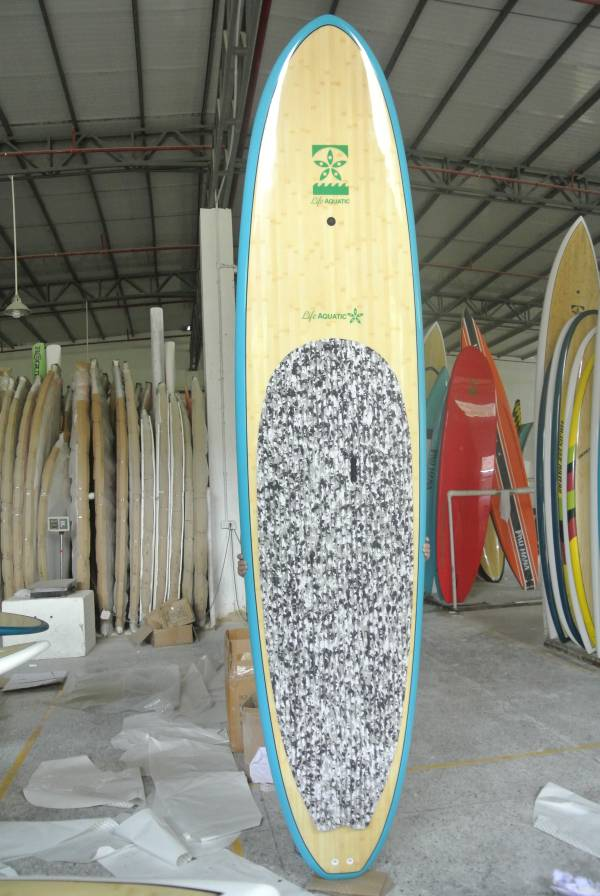 Epoxy Stand UP Paddle Boards/SUP Bamboo Boards