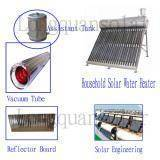 Food Grade Stainless Steel Tank Compact Pressurized Solar Water Heater