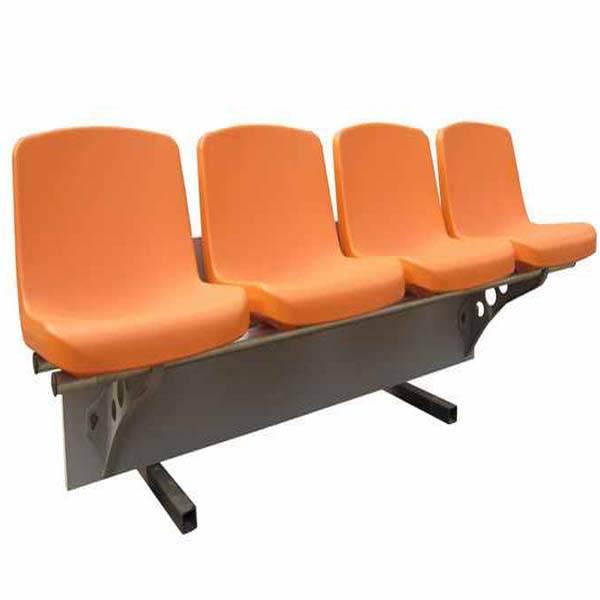 2015 high quality UV resistant outdoor stadium seats