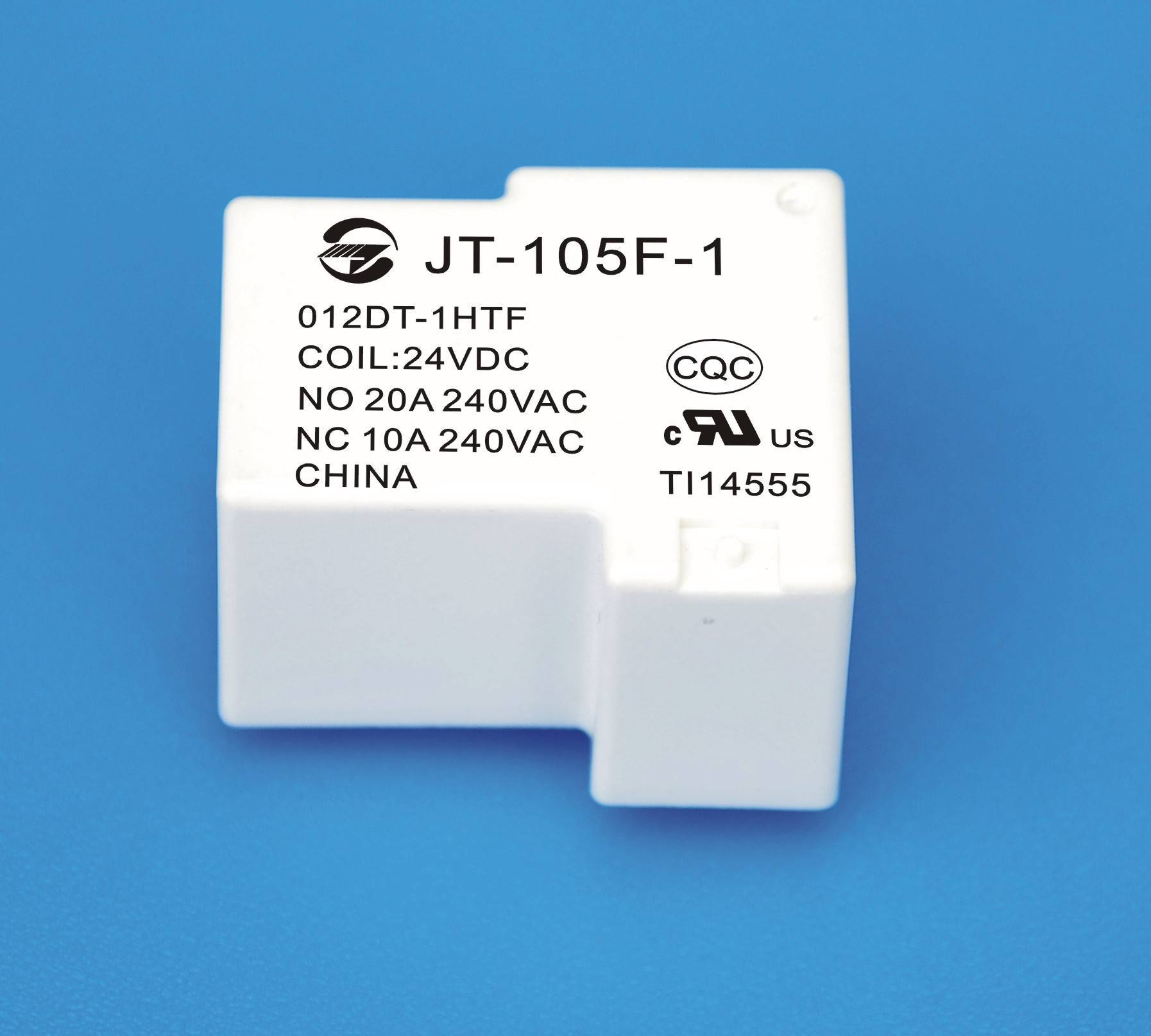 Subminiature high power relay JT105F