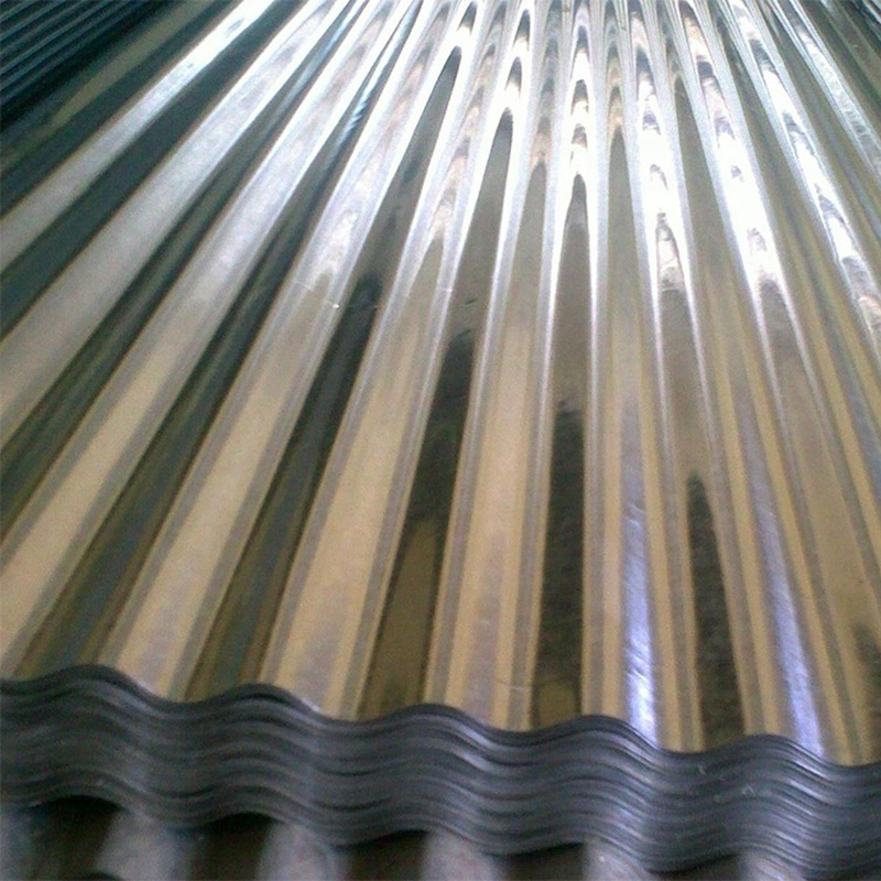 Hdgi Cold Rolled Corrugated Galvanized Steel Roofing Sheet for Ghana