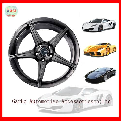 aluminum alloy wheel rims for toyota camry 18inch upgrade