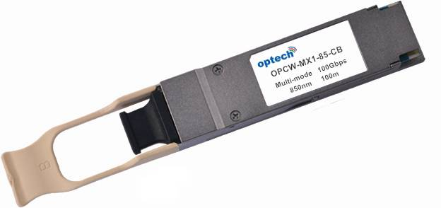 100Gbps QSFP28 Transceiver QSFP28-SR4/LR4
