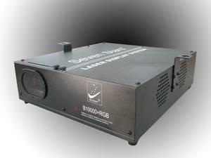 Laser Stage Lighting-Scanner/Galvos Series-B10000+RGB