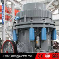 Professional Hydraulic Construction Waste Cone Crusher