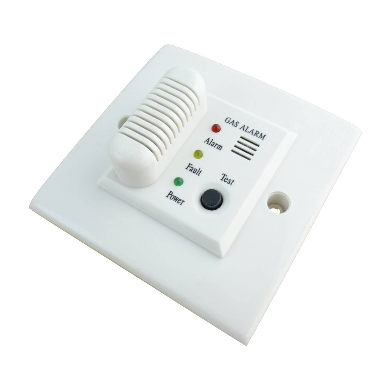 Combustible Gas Leak Detector Sensor Testers Fire Alarm for home Control Systems