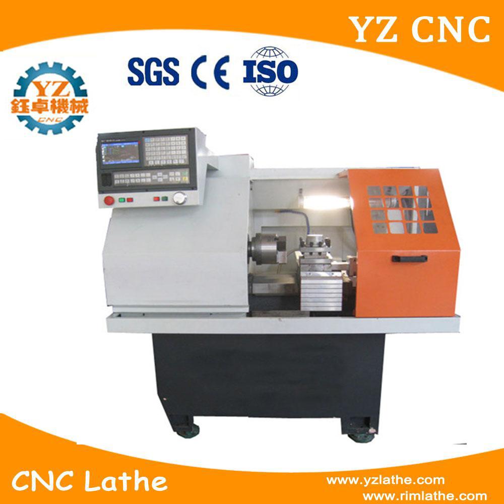 Economy small CNC lathe machine CK0632