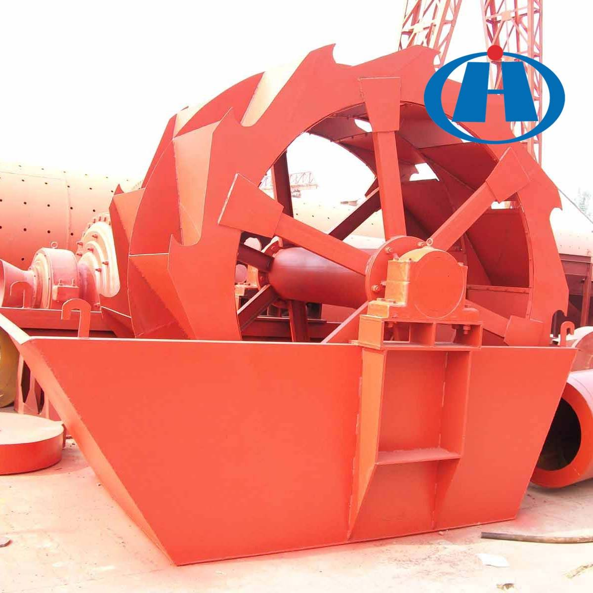 Best quality small diesel engine sand washer machine