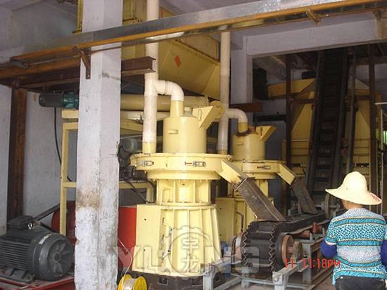 2-3t/h palm pellet mill