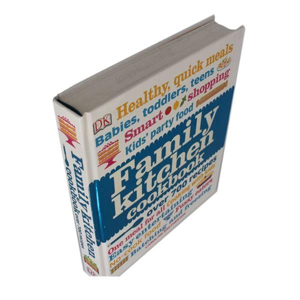 Recipe Hardcover Book Printing,Hardcover Cookbook Printing