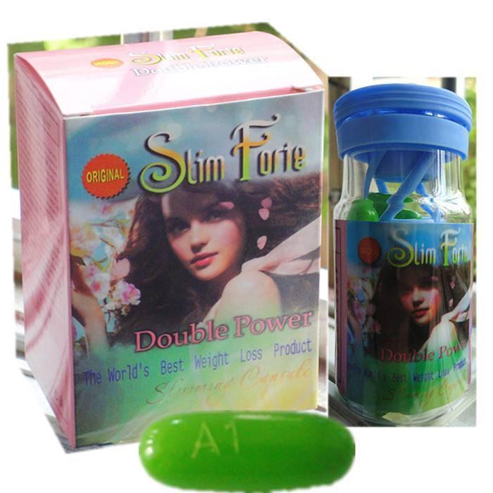 Slim Forte,Instant Slim Capsule
