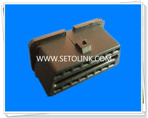 Promotion OBDII 16 PIN FEMALE CONNECTOR