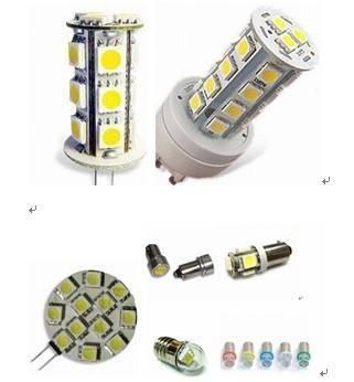 G4 G9 SMD LED spot bulb light