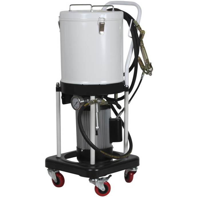 Electric Hight Pressure Grease Pump Lubrication Dispenser - 25L