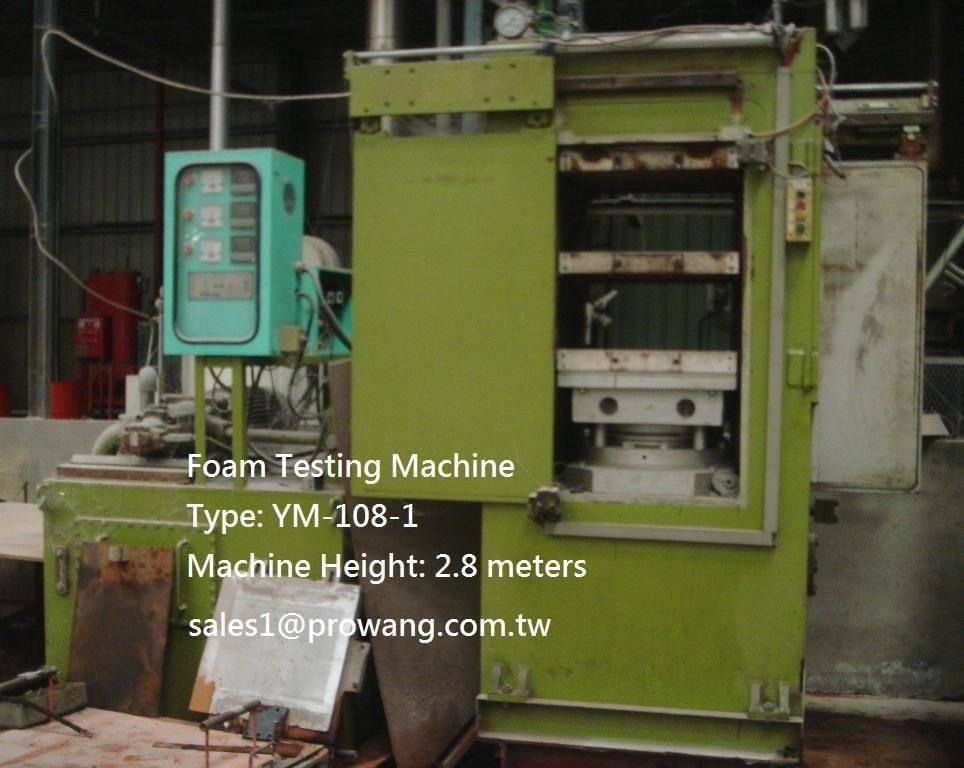Foam Testing Machine