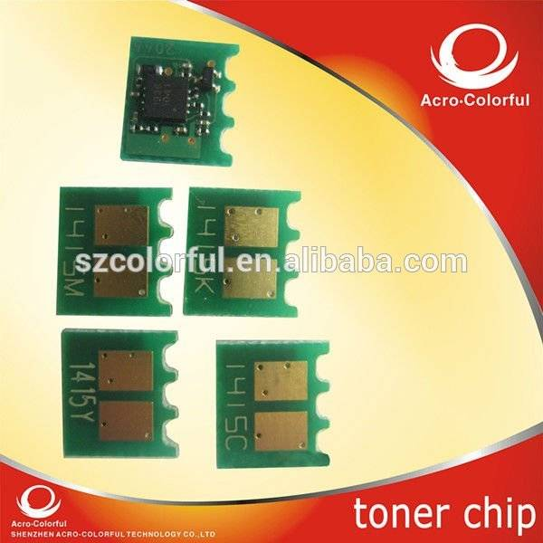 Toner chip CF350A/CF210X/CE340A laser printer chip reset for HP M176 series